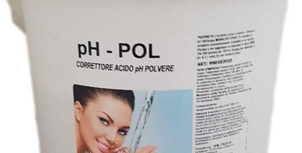 pH - POLVERE