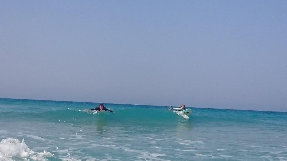 surfing costa de la luz