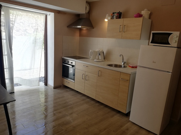 Complete keuken huisje Andalusië