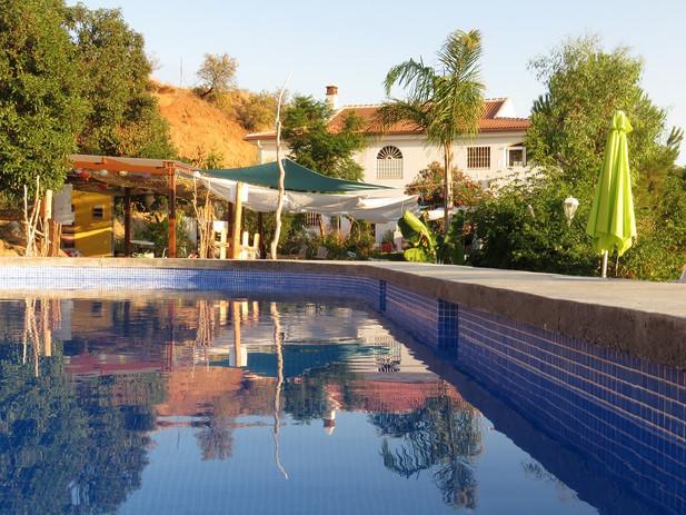 Vakantiehuisje Spanje met zwembad.JPG