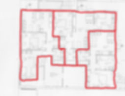 plattegrond appartementen