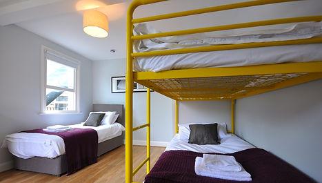 Community Double Bunk Beds