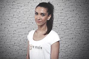 Stépahnie Blanc, coach Pilates