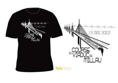 Millau running 2oo7