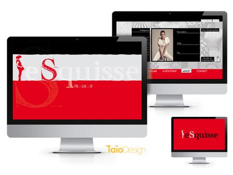 Esquisse website