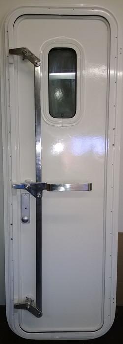 3 Point Locking Door - Weathertight