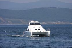 Catamaran Windows