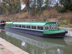 Narrowboat / Wide Beam Barge Windows