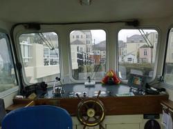 St Mawes Ferry Windows