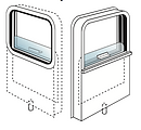 Full Drop Window Diagram