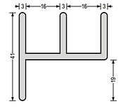 W Section Cross Section