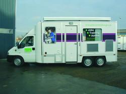 Mobile Vehicle Windows & Doors