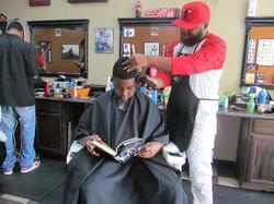 Books, Boyz & Barbershop