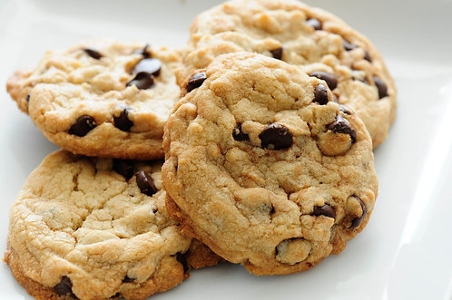 THC Distillate Chocolate Chip Cookies 100MG