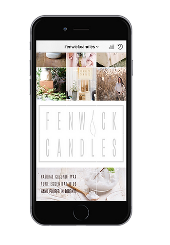 Fenwick candles