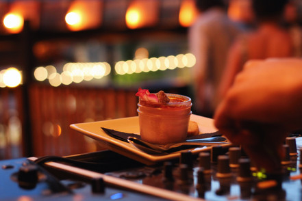 Eat To The Beat w/Dose. & our Creme Brûlée Special