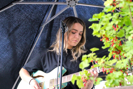 Local Musician Diana Rose