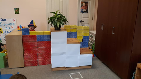 building a room