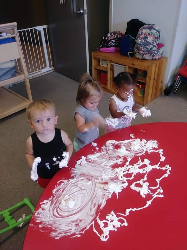 sensory play