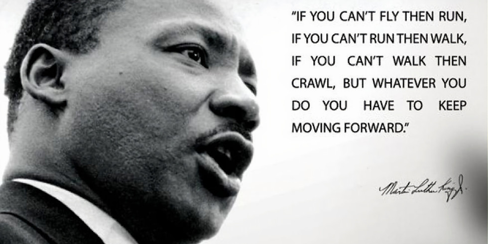 CLOSED, Martin Luther King Day