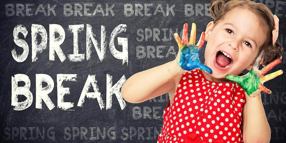 Spring Break MCPS