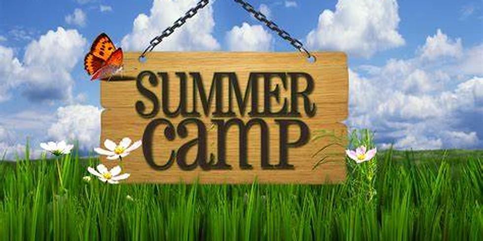 Summer Camp Begins