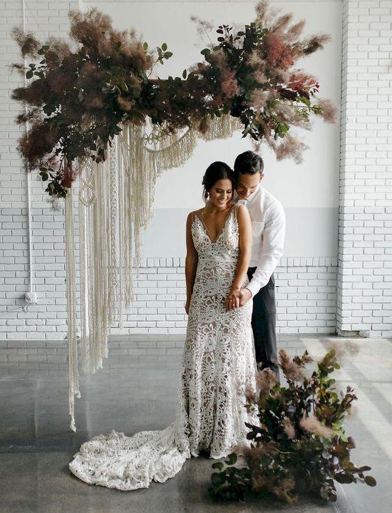 мелодика бохо шик сватба