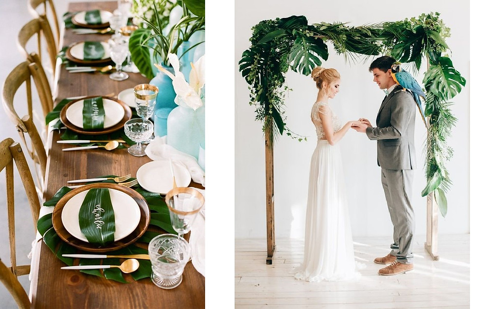 мелодика тропическа сватба