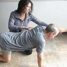 Corrective exercise helps posture.