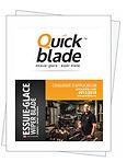 Essuie-glace Quickblade installation
