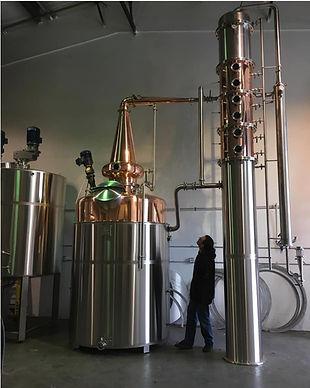 Three Cuts Distillery