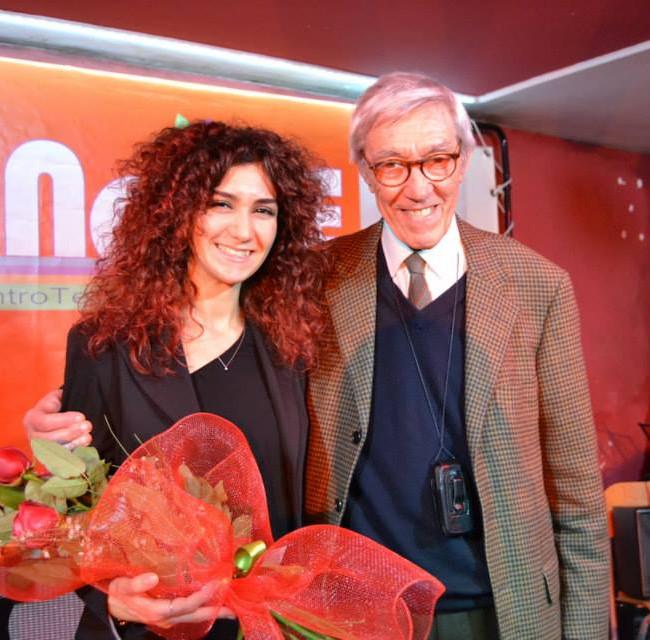 with Franco Cerri