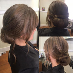 Teaching my client how to do her own wed