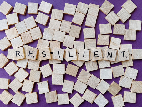 Being Resilient With Crohn's