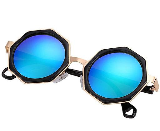 Poly WHO Retro Sunglasses