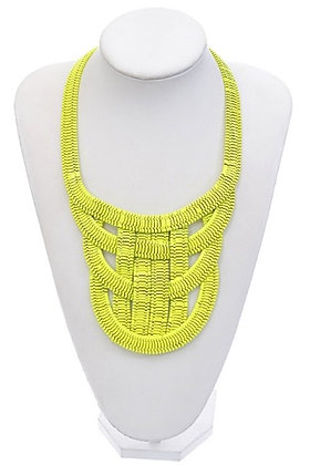 TANGLE Me UP Statement Necklace