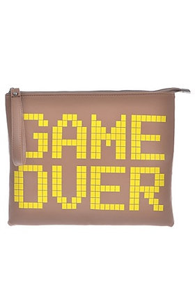 GAME Over Purse