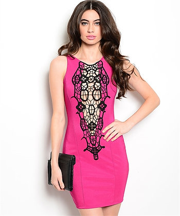 LACE Attraction Dress