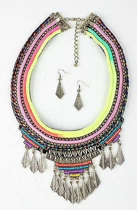 TRIBAL Song Necklace