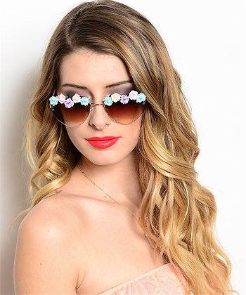 FLOWER Bomb Sunnies