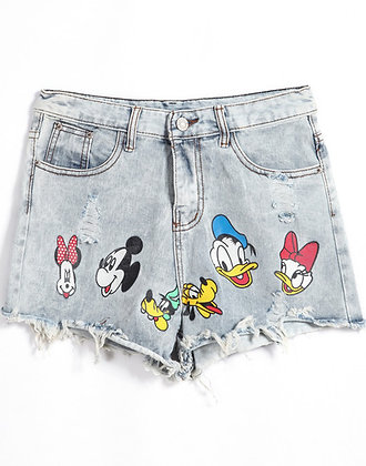 I Don't Want to GROW Up Shorts
