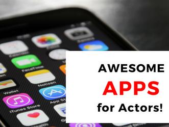 Apps For Actors