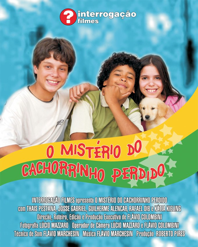 Cartaz do filme que eu dirigi