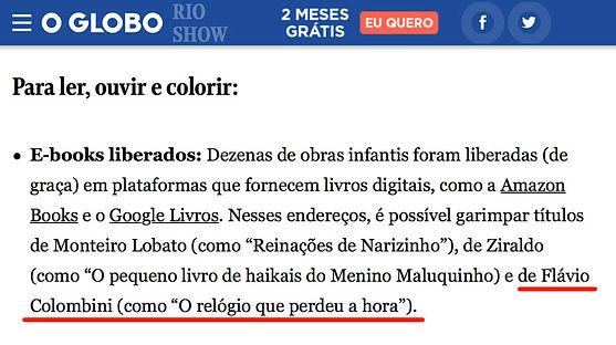Fui citado no jornal O Globo em 02_04_20
