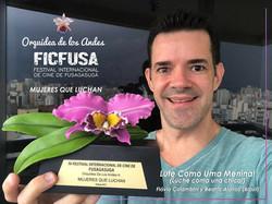 Prêmio no FICFUSA
