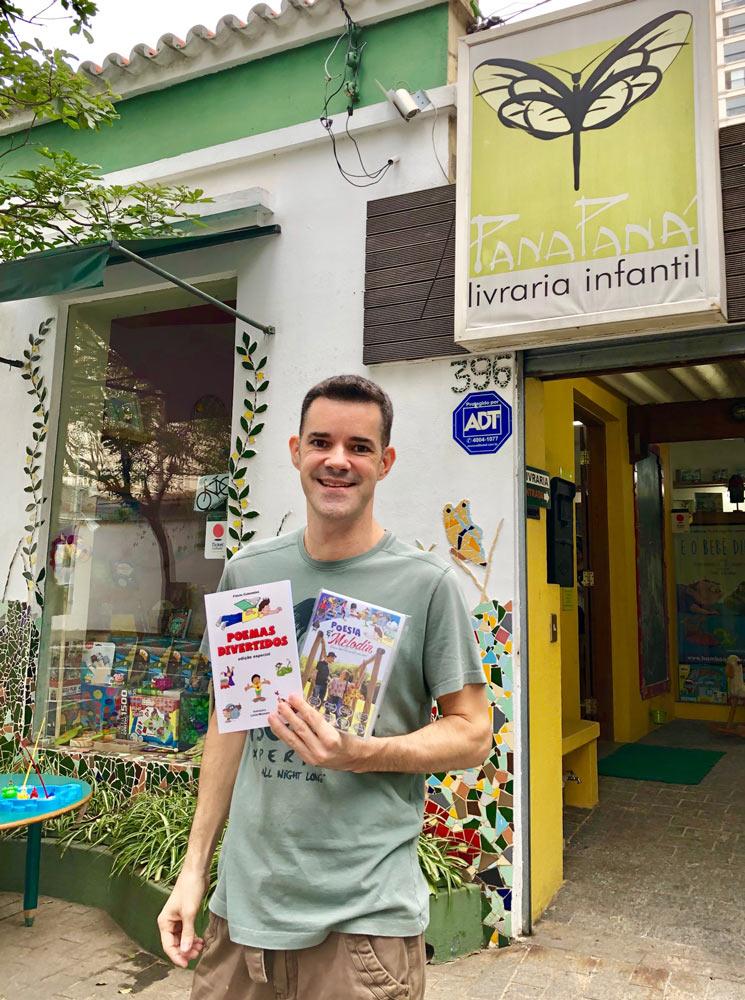 Livraria infantil Panapaná