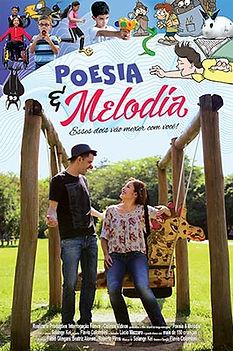 Cartaz do filme Poesia & Melodia