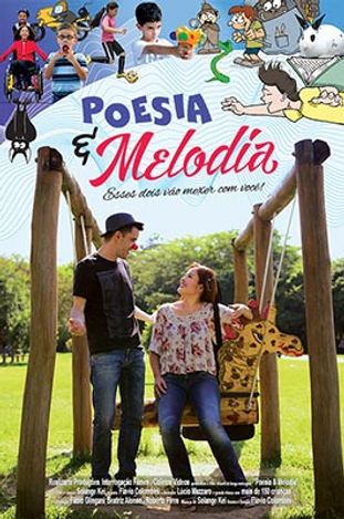 Cartaz do filme Poesia & Melodia