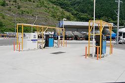 静岡市物流団地協同組合 共同給油所