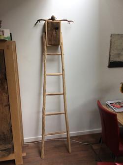 ladderkastje